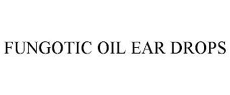 FUNGOTIC OIL EAR DROPS