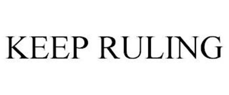 KEEP RULING