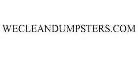 WECLEANDUMPSTERS.COM
