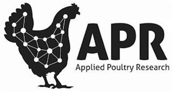 APR APPLIED POULTRY RESEARCH