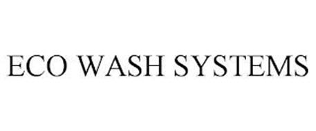 ECO WASH SYSTEMS