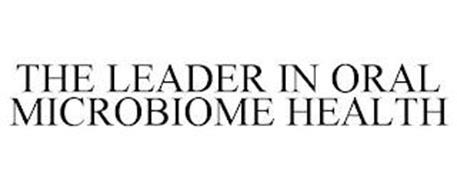 THE LEADER IN ORAL MICROBIOME HEALTH