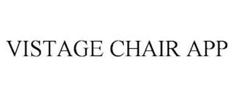 VISTAGE CHAIR APP