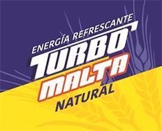 ENERGIA REFRESCANTE TURBO MALTA NATURAL