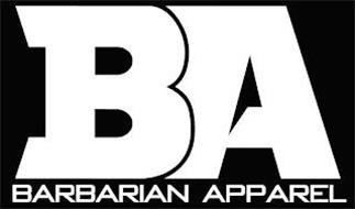 BA BARBARIAN APPAREL