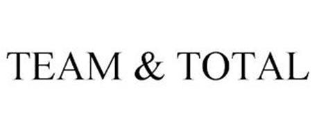 TEAM & TOTAL