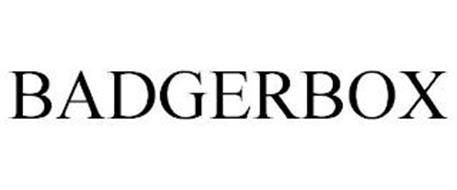 BADGERBOX