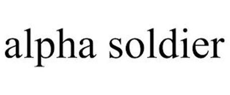 ALPHA SOLDIER