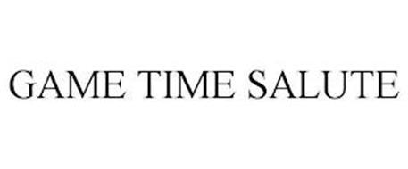 GAME TIME SALUTE