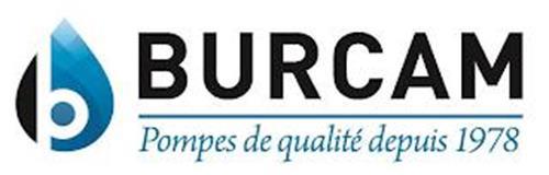B BURCAM POMPES DE QUALITE DEPUIS 1978 & DESIGN
