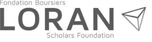 FONDATION BOURSIERS LORAN SCHOLARS FOUNDATION