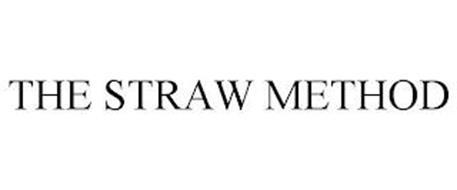 THE STRAW METHOD