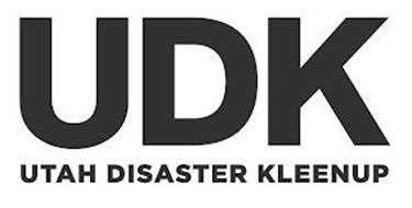 UDK UTAH DISASTER KLEENUP
