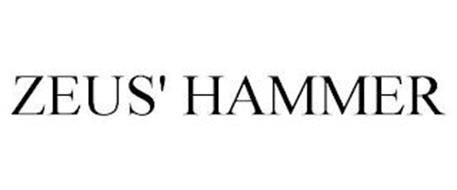 ZEUS' HAMMER