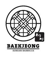 BAEKJEONG KOREAN BARBECUE