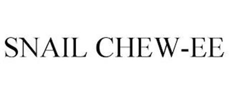 SNAIL CHEW-EE