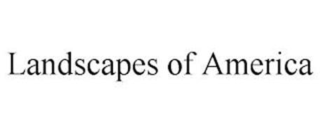 LANDSCAPES OF AMERICA