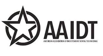 AAIDT AMERICAN ASSOCIATION OF INDEPENDENT DENTAL TECHNICIANS
