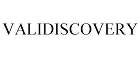 VALIDISCOVERY