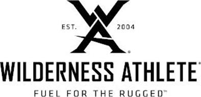 WA. WILDERNESS ATHLETE' FUEL FOR THE RUGGED