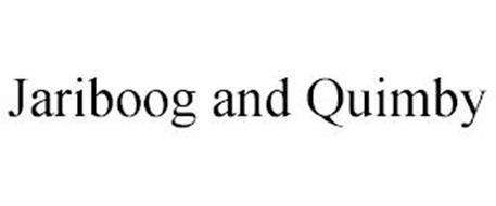 JARIBOOG AND QUIMBY