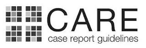 CARE CASE REPORT GUIDELINES