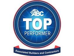 ABC TOP PERFORMERS ASSOCIATED BUILDERS AND CONTRACTORS