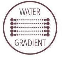 WATER GRADIENT