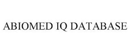 ABIOMED IQ DATABASE