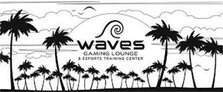 WAVES GAMING LOUNGE & ESPORTS TRAINING CENTER