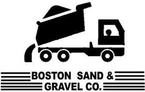 BOSTON SAND & GRAVEL CO.