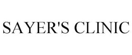 SAYER'S CLINIC