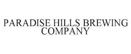 PARADISE HILLS BREWING COMPANY