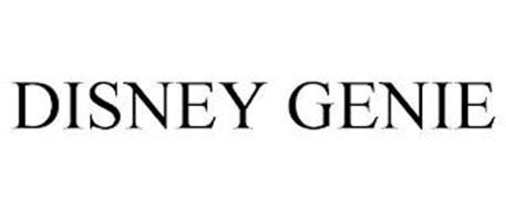 DISNEY GENIE
