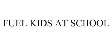 FUEL KIDS AT SCHOOL