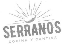 SERRANOS COCINA Y CANTINA