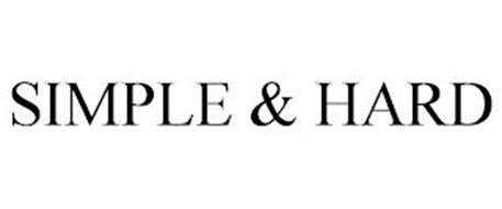SIMPLE & HARD
