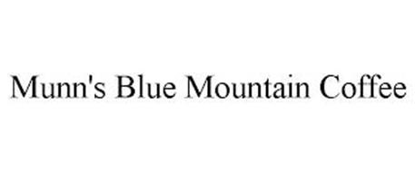 MUNN'S BLUE MOUNTAIN COFFEE