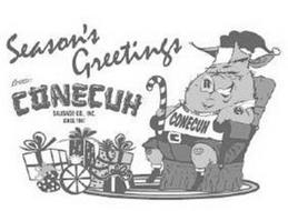 SEASON'S GREETINGS FROM CONECUH SAUSAGECO, INC. SINCE 1947 CONECUH