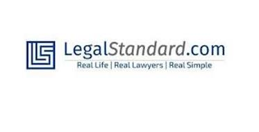 LS LEGALSTANDARD.COM REAL LIFE | REAL LAWYERS | REAL SIMPLE