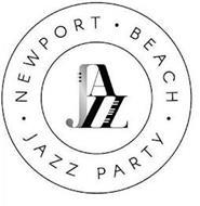NEWPORT BEACH JAZZ PARTY JAZZ
