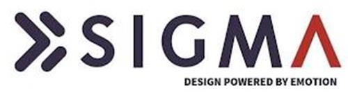 SIGMA DESIGN POWERED BY EMOTION
