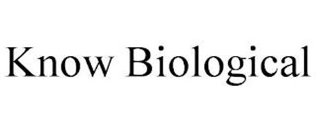 KNOW BIOLOGICAL