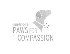 MAGNOLIA PAWS FOR COMPASSION