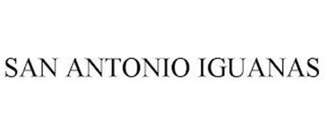 SAN ANTONIO IGUANAS