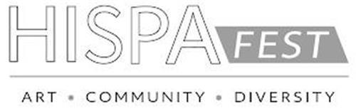 HISPAFEST ART · COMMUNITY · DIVERSITY