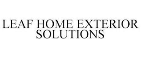 LEAF HOME EXTERIOR SOLUTIONS