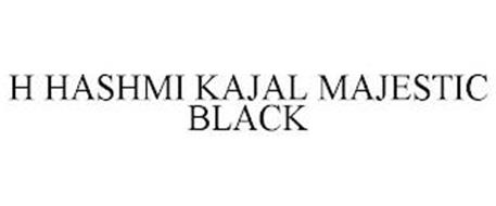 H HASHMI KAJAL MAJESTIC BLACK