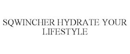 SQWINCHER HYDRATE YOUR LIFESTYLE