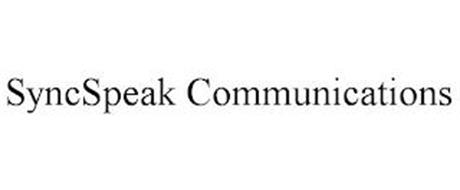 SYNCSPEAK COMMUNICATIONS